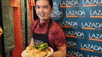 Ini Dia Resep Almond Crusted Chicken Schintzel ala Nicky Tirta