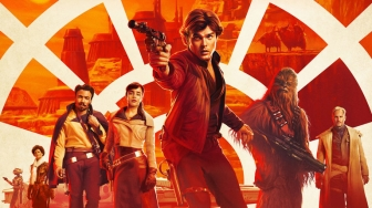 Solo: A Star Wars Story di Puncak Box Office Hollywood Pekan ini