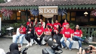 Si Doel The Movie 2 Tayang Idul Fitri 2019