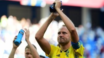 Andreas Granqvist Jadi Man of the Match di Laga Versus Korsel