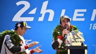 "Apakah Alonso Sebatas ""Pangeran"" The Triple Crown of Motorsport?"