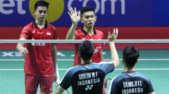 Indonesia Open 2019: Ganda Putra Dambakan All Indonesian Final