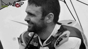 William Dunlop, Road Racer Kebanggaan Irlandia Berpulang