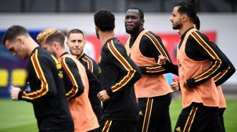 Link Live Streaming UEFA Nations League 2020 Belgia vs Denmark