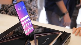 Grand Launching OPPO Find X