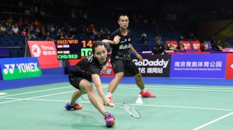 Perjalanan Hafiz / Gloria Tembus BWF World Tour Finals 2018