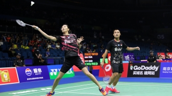 BWF World Tour Finals: Hafiz / Gloria Pecah Telur Atas Arisa / Yuta