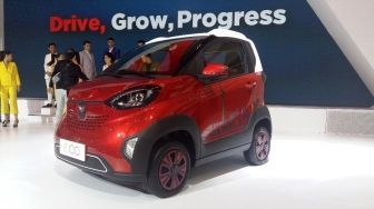 Wuling Motors Usung Tema Drive, Grow, and Progress di GIIAS 2018