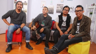 Suka Duka The Rain Jadi Band Indie