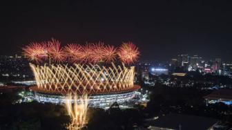 Berita Terpopuler: Video Penutup Opening Ceremony Asian Games 2018