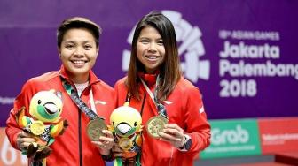 Masuk Nominasi BWF Player of The Year 2018, Ini Kata Apriyani Rahayu