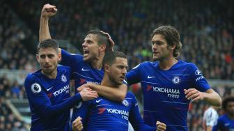 Chelsea Vs Manchester City: The Citizens Telan Kekalahan Perdana