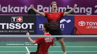 The Minions Pastikan 1 Wakil Indonesia di Final Denmark Open 2018
