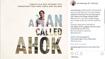 Adik Ahok Kecam Film A Man Called Ahok