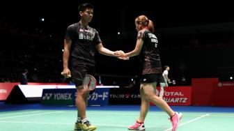 PBSI Home Tournament: Praveen / Melati Waspadai Hafiz / Gloria