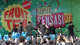 Cerita di Balik Keterlibatan CNCO di Fruit Tea School Sensation