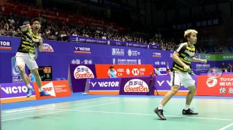 16 Wakil Indonesia Siap Tampil di Fuzhou China Open, Dua Mundur