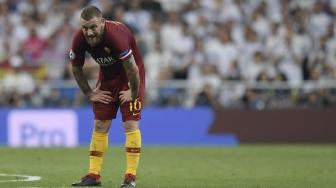 Kapten AS Roma Akui Superioritas Real Madrid di Santiago Bernabeu