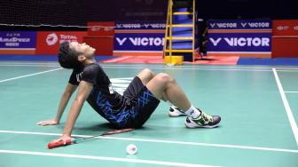 BWF World Tour Finals: Dua Kali Takluk, Nasib Anthony di Ujung Tanduk
