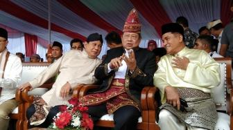 SBY Walk Out, Demokrat Langsung Protes Via Whatsapp ke Ketua KPU