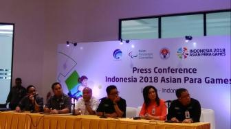 TVRI dan Metro TV, Official Broadcaster Asian Para Games 2018
