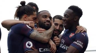 Arsenal Pesta Gol pada Derby London di Markas Fulham