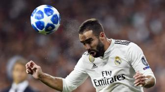 Buka Kans Tinggalkan Real Madrid, Carvajal Impikan Premier League