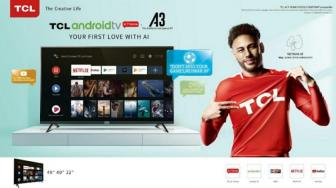 TCL Jual 1000 Unit TV di 3 Jam Pertama Flash Sale 10.10 Lazada