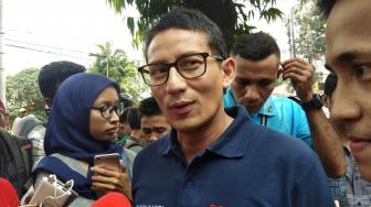 Jokowi Sebut Game of Thrones, Sandiaga Versi Nabi Yusuf AS
