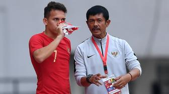 Link Live Streaming CFA Tournament: Timnas Indonesia U-23 vs Arab Saudi