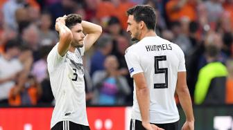 Dipencundangi Prancis 2-1, Jerman Juru Kunci Nations League