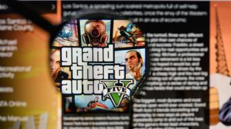 Pelaku Cheats Grand Theft Auto V Diburu