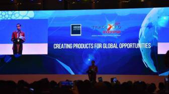 Presiden Joko Widodo Buka Trade Expo Indonesia 2018