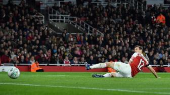 Usir Blackpool, Arsenal Jumpa Spurs di Perempat Final Piala Liga