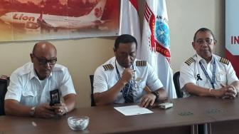 Ikatan Pilot Indonesia Yakin Lion Air JT 610 Aman Diterbangkan