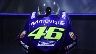 Motor Valentino Rossi Garapan Tamiya Bikin Heboh, Desainnya Mirip Sekali