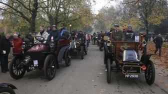 Reli Mobil Klasik: London to Brighton Veteran Run 2018