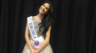 Mariem Velazco Akui Mahkota Miss International 2018 Kado Terindah