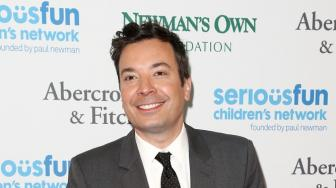 Video Jimmy Fallon Guling-Guling Viral di Tiktok