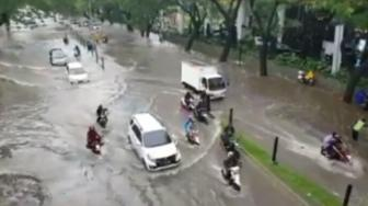 Lippo Karawaci Ungkap Penyebab Kawasannya Banjir