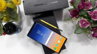 Hore! Android Pie Hampiri Samsung Galaxy Note 9