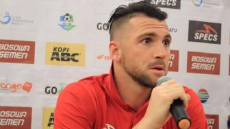 Laga Kontra PSM Bak Final bagi Marko Simic