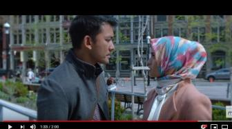 Rating Palsu Film Hanum & Rangga, Ini Penjelasan MD Pictures
