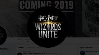 Rilis 2019, Harry Potter: Wizards Unite Contek Konsep Pokemon Go