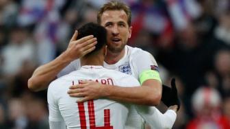 Masuk Semifinal, Kane Bernafsu Bawa Inggris Juara Nations League