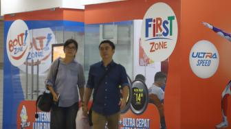 Izin Bolt Dicabut, First Media Rugi Rp 4,1 Triliun