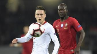 Hasil UEFA Nations League, Polandia Imbang Lawan Portugal