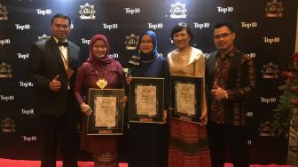 Indonesia Raih Penghargaan dari The Top 10 of Asia Magazine