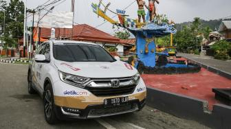 Rombongan All New CR-V Turbo Sambangi Papua