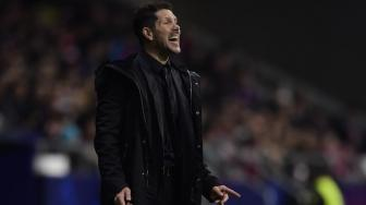 Simeone Capai 400 Laga Bersama Atletico Madrid, 210 Clean Sheet!